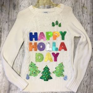 Handmade Christmas sweater
